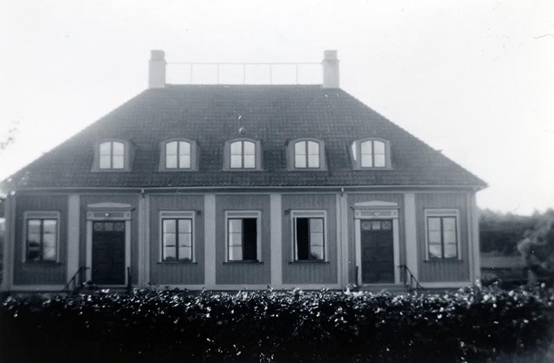 C huset byggår 1923.