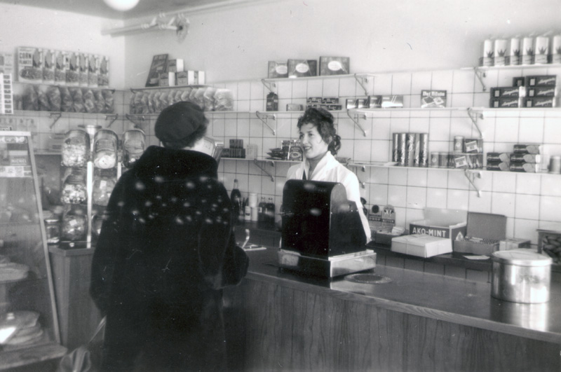 Centrumbageriet 1955