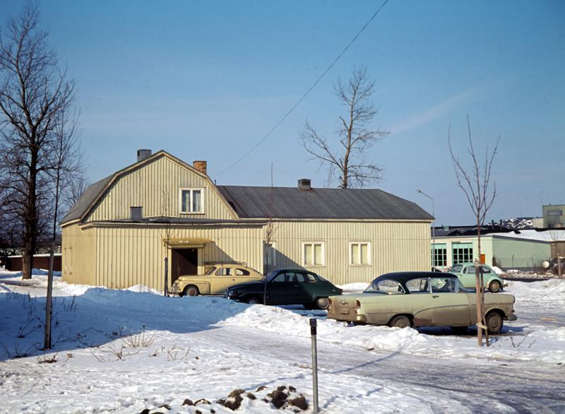 Folkets Hus.