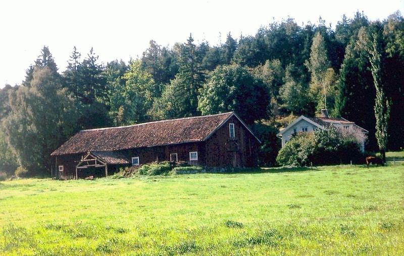 Levins gård 1966.