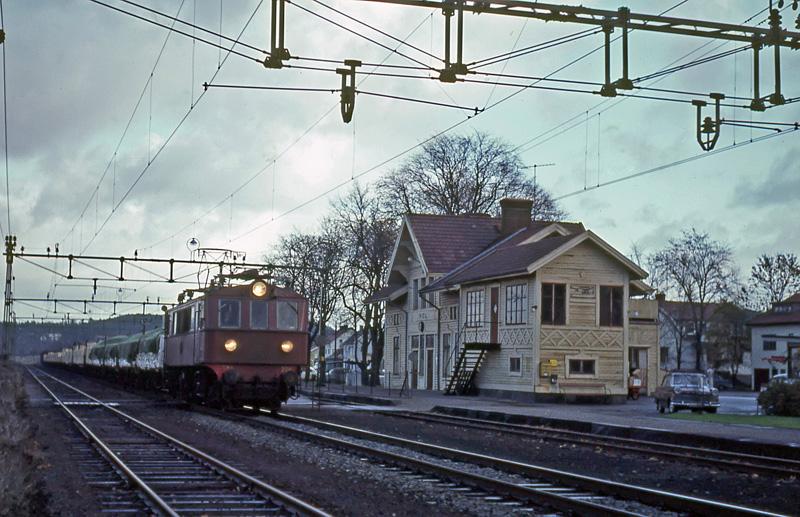 Stationen 1967.
