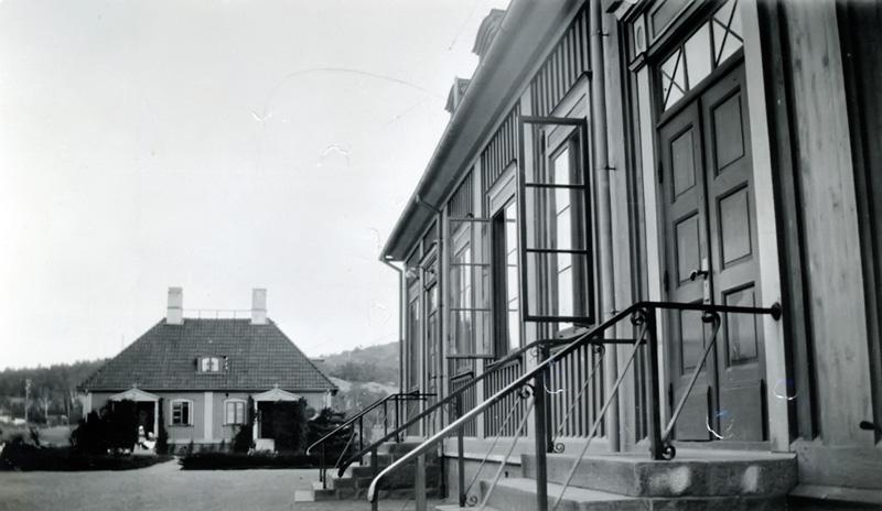 Nol skolans äldsta byggnad.