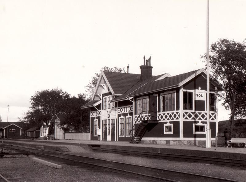 Stationen 1921.