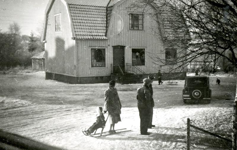 Rombergs affär 1950.