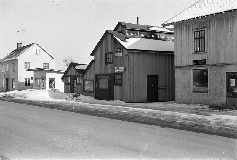 Åkes Golv.