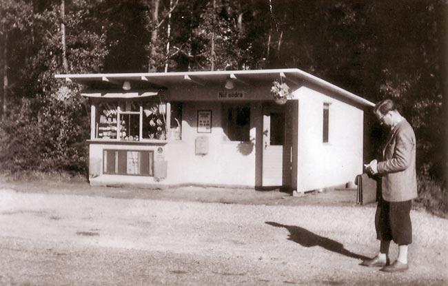 Nols södra kiosk