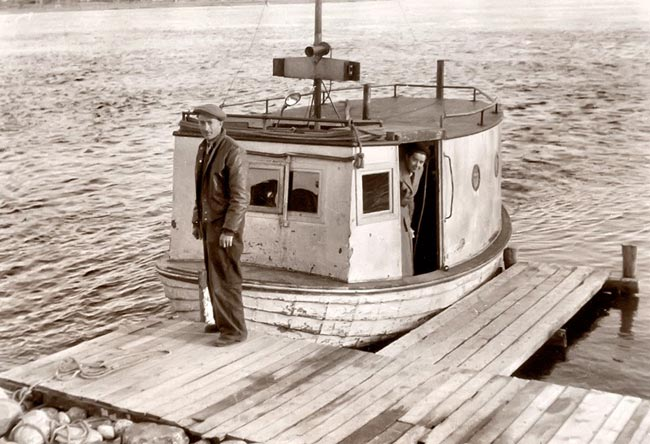 Båten Snusdosan