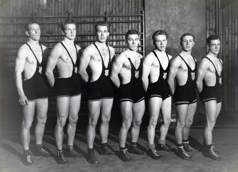 Medlemmar 1930 tal.