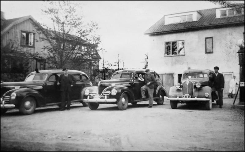 Nols Taxi 1949.