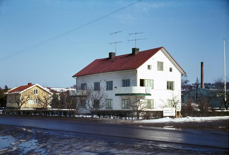 Polska huset.