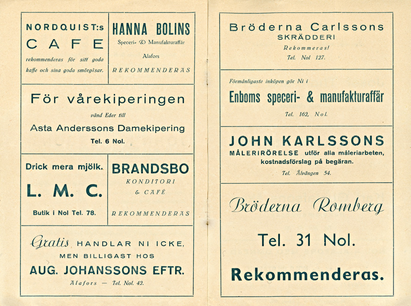 Program 1943.